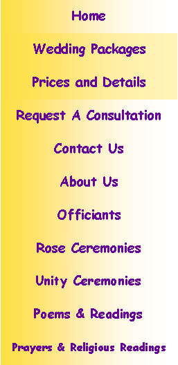wedding packages and prices ralphs regal weddings